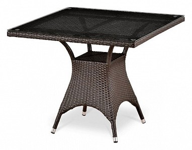Стол обеденный T220BT-W51-90x90 Brown