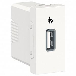 Розетка USB, без рамки 342818 NU342818