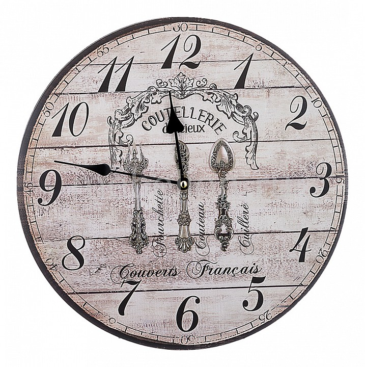 Настенные часы АРТИ-М (34 см) Винтаж 799-163 арти м 21х40 см 799 045