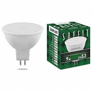 Лампа светодиодная [LED] Feron Saffit GU5.3 9W 6400K