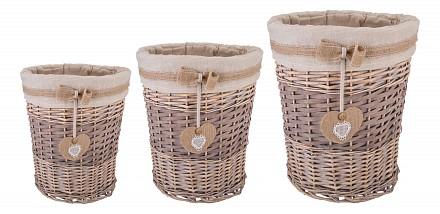 Набор из 3 корзин (45x53 см) 190-210