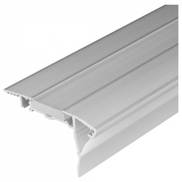 Профиль для ступеней [2 м] ALU-STAIR-DK-2000 ANOD+FROST 015473 ARLT_015473