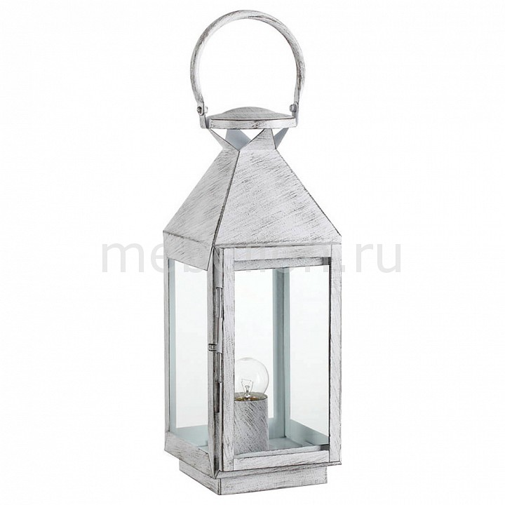 Настольная лампа декоративная MERMAID TL1 SMALL BIANCO ANTICO