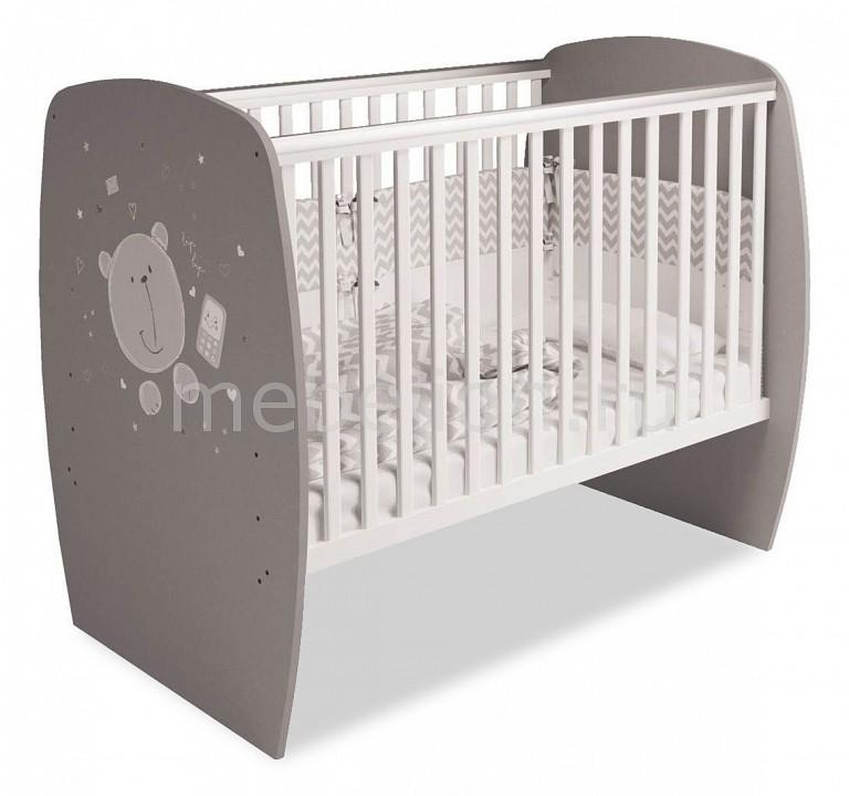 Кроватка Polini kids French 700 Teddy