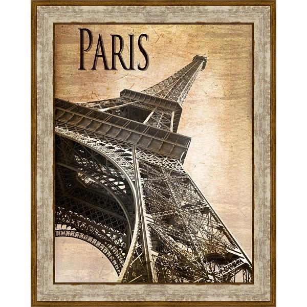 Картина (40х50 см) Paris retro BE-103-398 фото