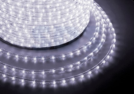 Шнур световой(100 м) Дюралайт 121-125-4