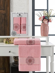 Набор полотенец для ванной Inci