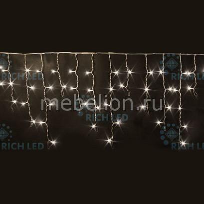 Светодиодная бахрома RichLED RL_RL-i3_0.5F-RW_WW от Mebelion.ru