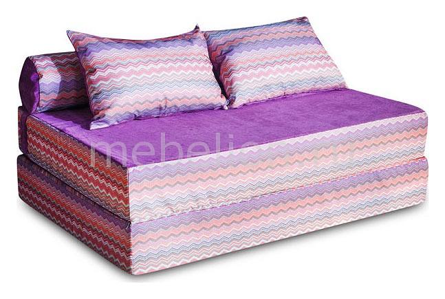 Диван PuzzleBag Фиолетовый XL