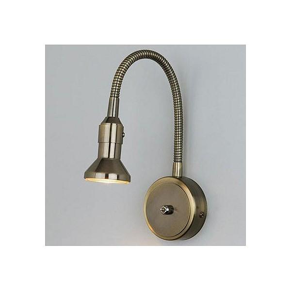 Бра Eurosvet 1215 Plica MR16 бронза/золото
