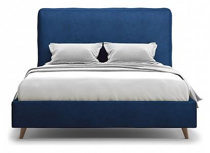 Кровать полутораспальная Brachano 140 Lux Velutto 26