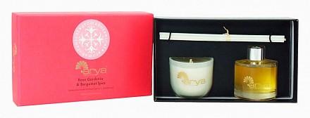 Набор подарочный Rose Gardenia & Bergamot 8680943087102