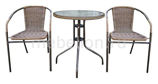 Набор уличный Afina Асоль-1A TLH-037A/087A-D60 набор мебели асоль 2в
