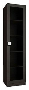 Шкаф-витрина Александрия премиум АМ-6