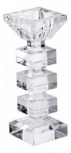 Подсвечник (17 см) Хрустальный X160301C