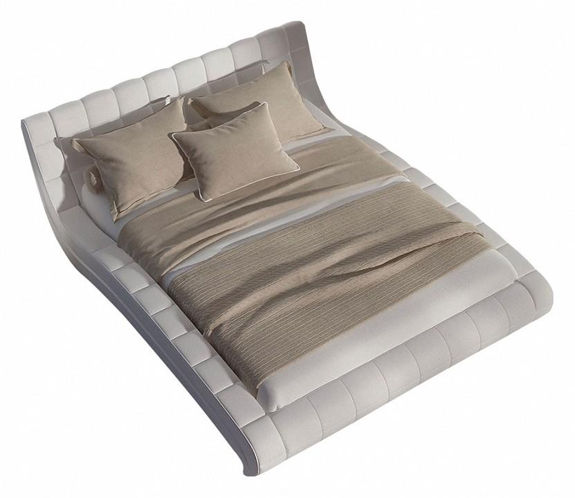Купить Кровать двуспальная с матрасом и подъемным механизмом Milano 180-200, Sonum