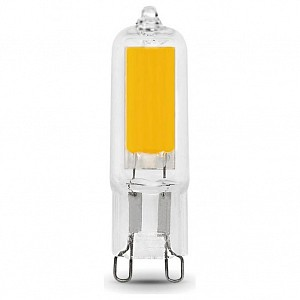 Лампа светодиодная [LED] Gauss G9 3W 3000K