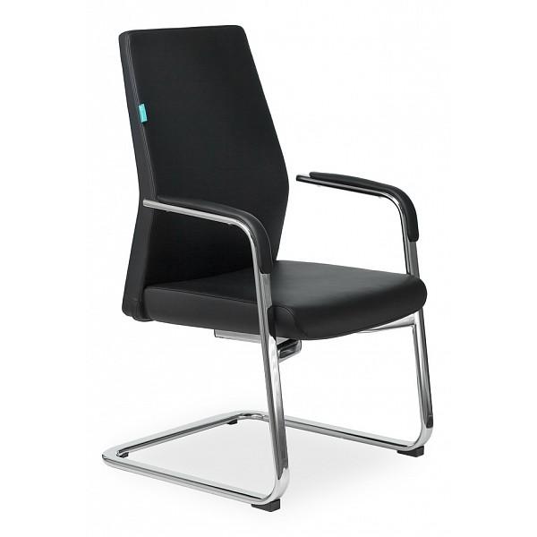 Кресло JONS-LOW-V/BLACK Бюрократ BUR_1185261