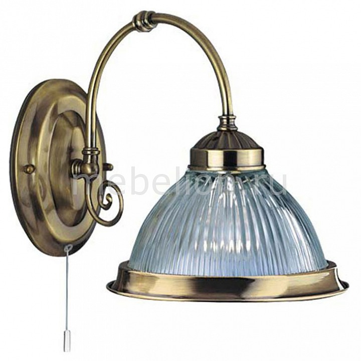 Купить Бра American Diner A9366AP-1AB, Arte Lamp