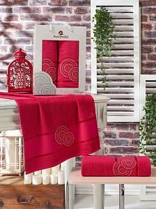 Набор полотенец для ванной Rings