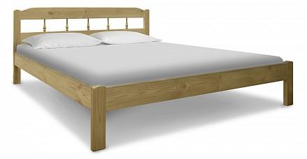 Кровать двуспальная Бюджет 2