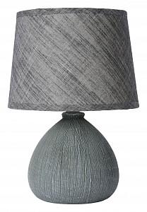 Лампа настольная с абажуром Ramzi LCD_47506_81_36