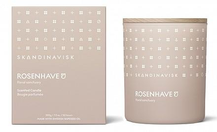 Свеча ароматическая (8.1х9.6 см) Rosenhave SK20110