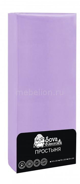 Простыня Сова и Жаворонок HPH_08030115808 от Mebelion.ru