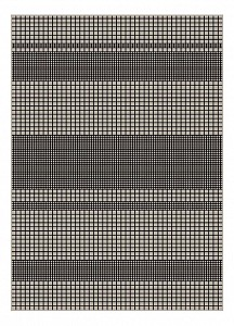 Ковер интерьерный (120x600 см) Faro
