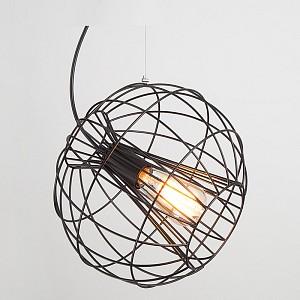 Подвесной светильник 50060/1 черный