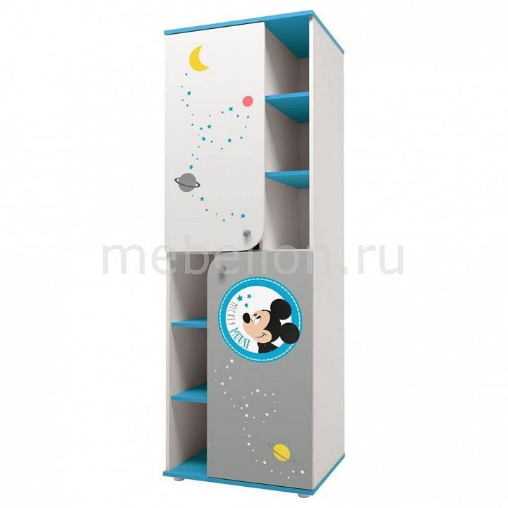 Шкаф комбинированный Polini kids Disney baby