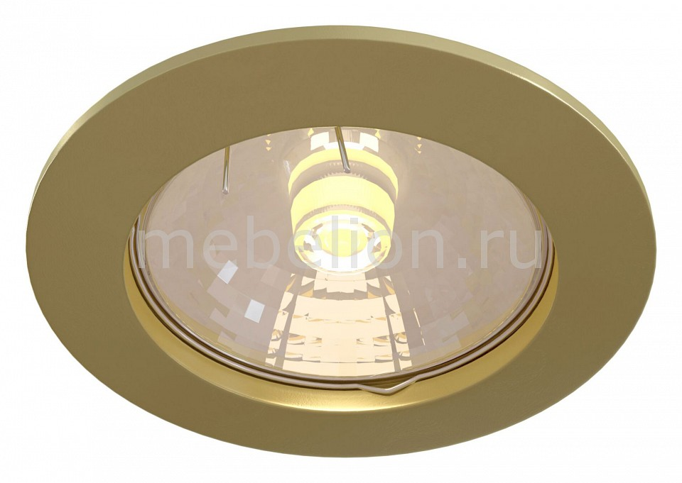 Встраиваемый светильник Maytoni MY_DL009-2-01-G от Mebelion.ru