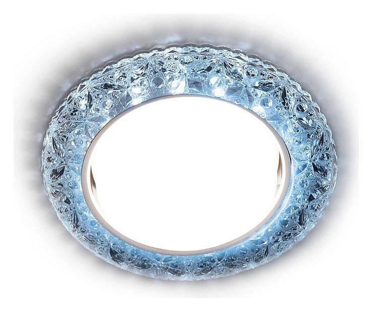 Встраиваемый светильник Ambrella AMBR_G308_CL_CLD от Mebelion.ru