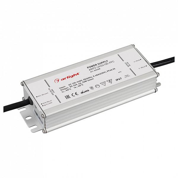 Блок питания 24В 96Вт ARPV-UH24100-PFC (24V, 4.0A, 96W) фото