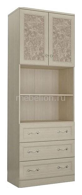 Шкаф комбинированный Дженни СТЛ.127.20 Cilegio Nostrano/Granite Rose
