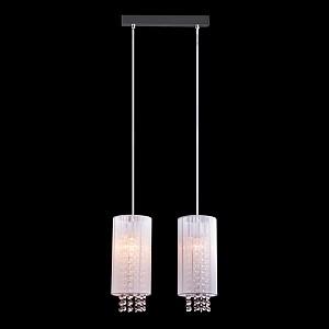 Подвесной светильник 1188/2 хром