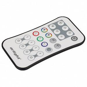 Пульт-регулятора цвета RGBW кнопочный SMART-R SMART-R2-RGBW (4 зоны, 2.4G)