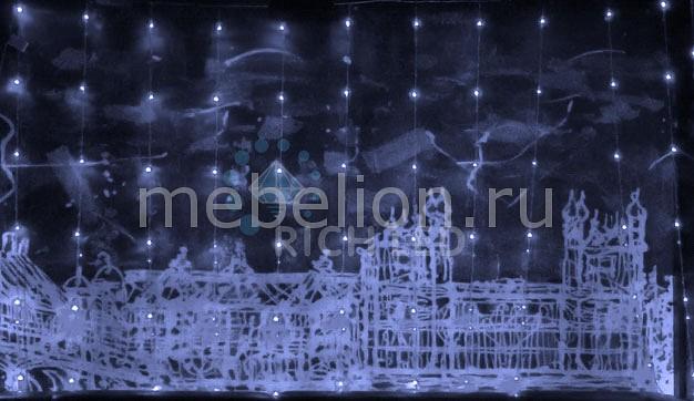 Светодиодный занавес RichLED RL_RL-WF3_2C4_1-T_W от Mebelion.ru