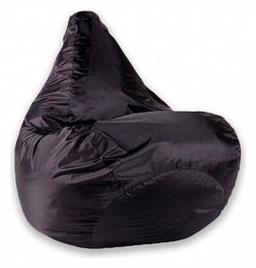 Кресло-мешок Черное Оксфорд L