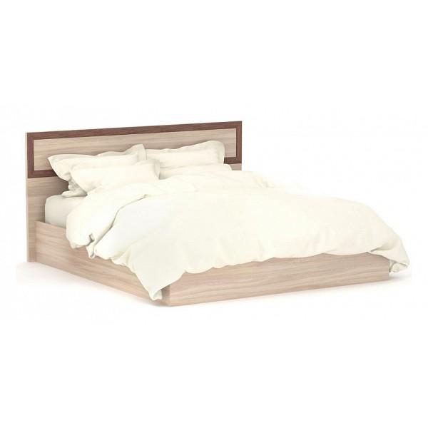 Кровать полутораспальная Квадро КР.001.1200-07