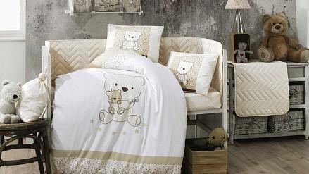 Комплект постельного белья в кроватку Bonita HT_2000000320