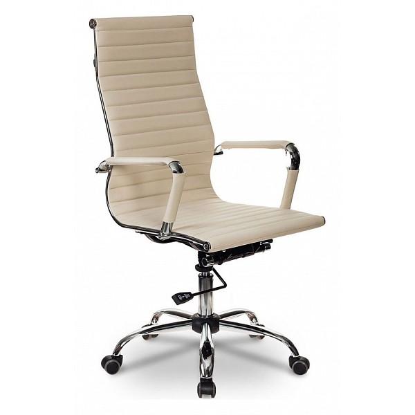 Кресло для руководителя CH-883/IVORY Бюрократ BUR_1048432