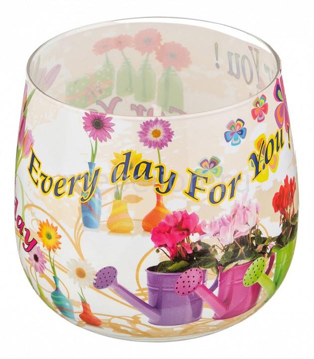 Свеча ароматическая АРТИ-М (6x7 см) Орхидеи 348-486 свеча ароматическая арти м 8х7 см закат 348 468