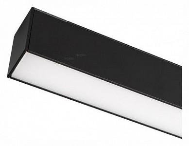 Встраиваемый светильник MAG-FLAT-45-L605-18W Day4000 (BK, 100 deg, 24V) 026955