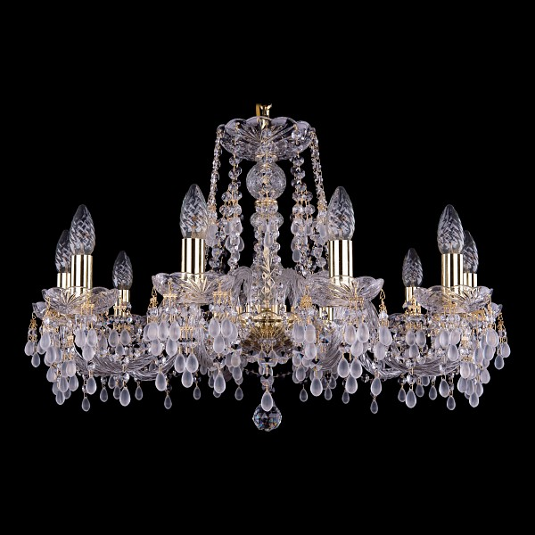 Подвесная люстра 1410/10/240/G/V0300 Bohemia Ivele Crystal  (BI_1410_10_240_G_V0300), Чехия