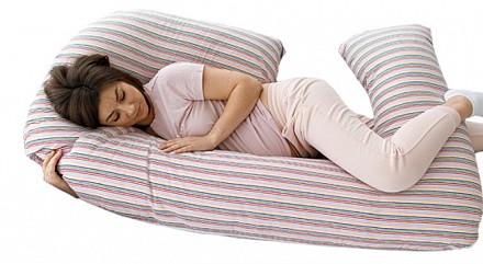Подушка для беременных (110x60 см) Lines