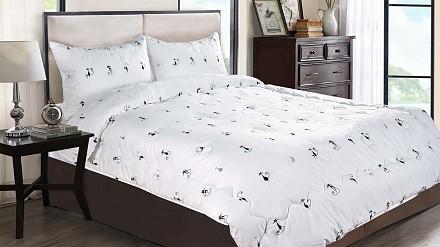 Одеяло полутораспальное Flossy