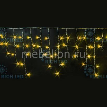 Светодиодная бахрома RichLED RL_RL-i3_0.5F-T_Y от Mebelion.ru