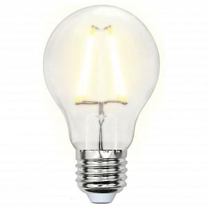 Лампа светодиодная Sky E27 220В 8Вт 3000K LEDA608WWWE27FRPLS02WH