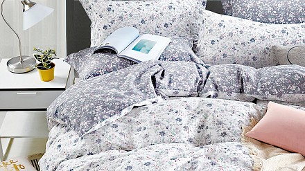 Комплект постельного белья Pure cotton Евро